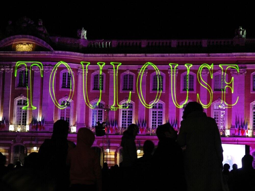 Фестиваль фиалок в Тулузе