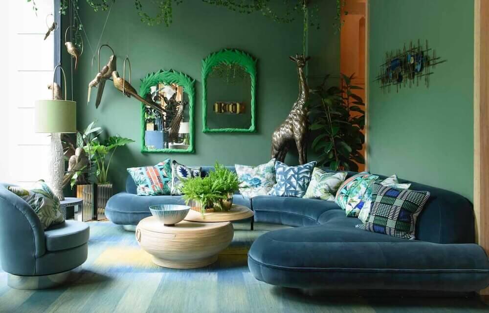 Стиль бохо: как привнести больше природы в домашний интерьер