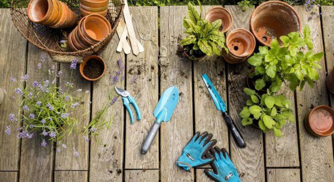 Инструменты для сада