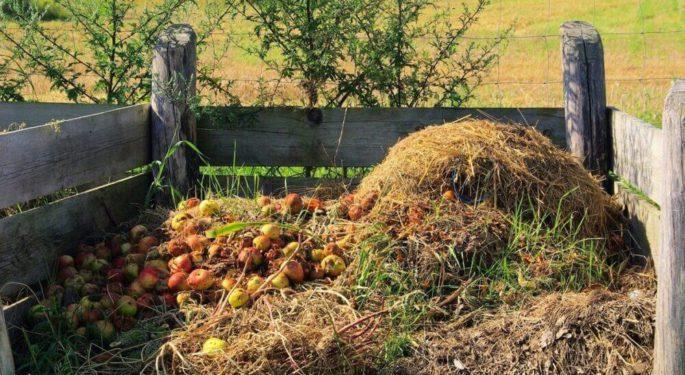Секреты осенней закладки компоста на огороде